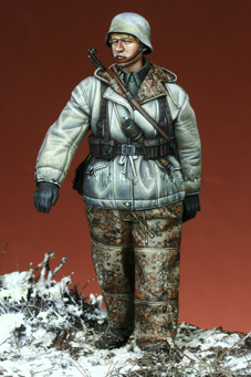 pre order-Resin toys 35112 WSS Grenadier Late War #2 Free shipping
