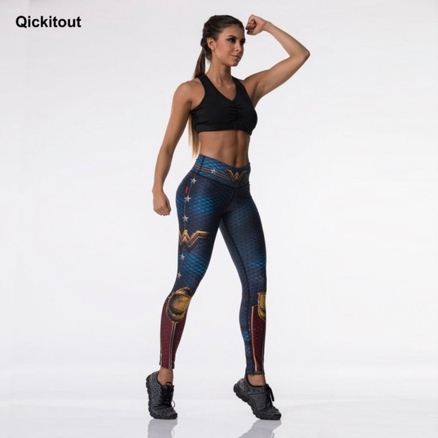 Captain Fight Leggings 10
