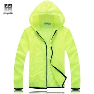 db1a1fa9d3db Waterproof Wear-resistant Hiking Camping women light jacket
