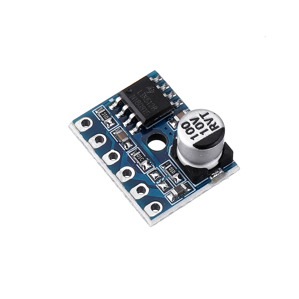 For XY-SP5W 5128 Mini Class D Digital Amplifier Board 5W Mono Audio Power Amplifier