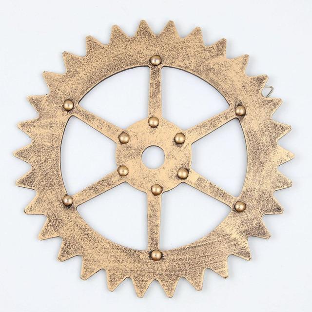 Retro Industrial Styled Imitation Gear