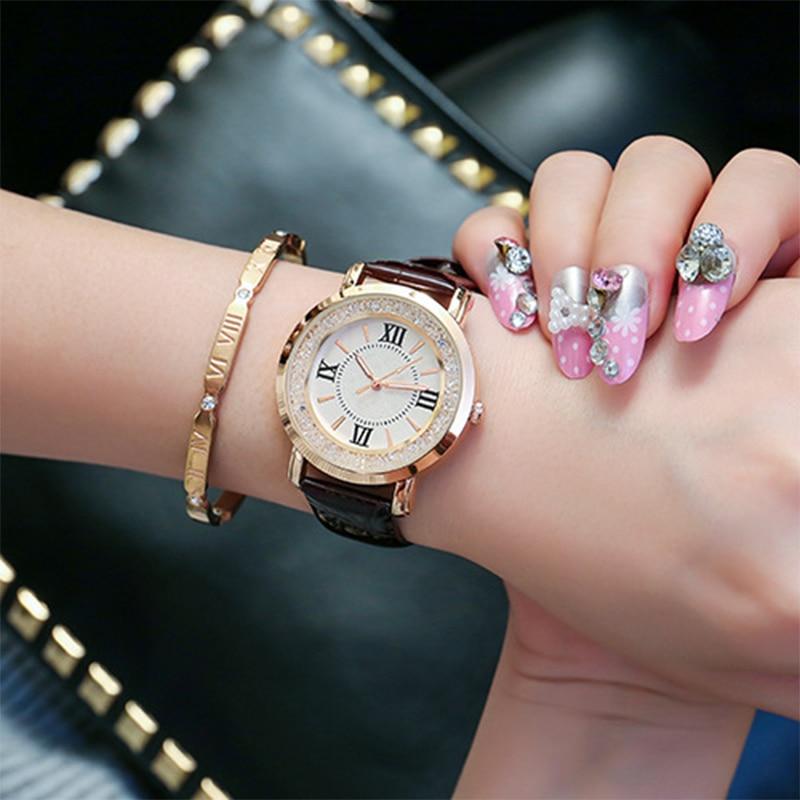 2017 New Fashion Simple Wrist Watch Women Thin Quartz Wristwatch Minimalist Ladies Clock Ball Casual montre femme 2017 new casual and fashion quartz watch with multicolor nylon cloth watchband wristwatch simple designer women clock orologio