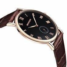 Sanda reloj 2017 reloj de cuarzo de moda de primeras marcas de lujo famoso reloj hombre reloj de pulsera para hombres relogio masculino hodinky