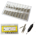 270pcs/Set Watch Accessories Watchband Stainless Steel Metal Spring Bars 8mm - 25mm Strap Belt Repair Tools