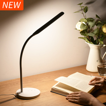 Minimalism LED Desk Lamp Lampara Escritorio Table lamp Touch Control Dimmable Office Study Bedroom Bedside Reading Lamp