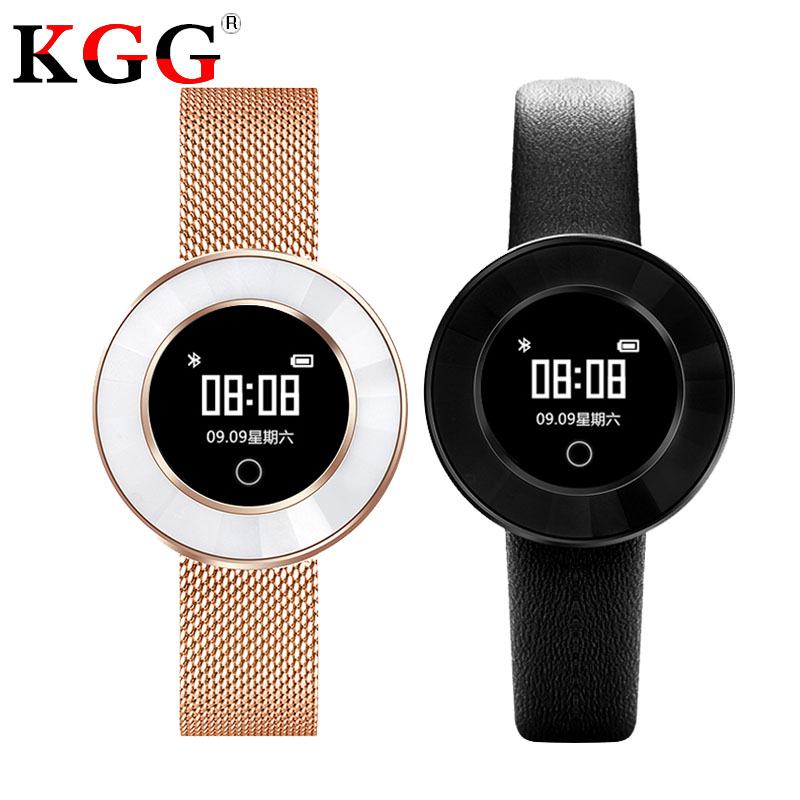 X6 Women Smart Watch IP68 Waterproof Sports Fitness Tracker Heart Rate Blood Pressure Smartwatch Relogio Feminino