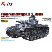 RealTS Tamiya model 35290 1 35 PANZERKAMPFWAGEN III Ausf N Model Kit