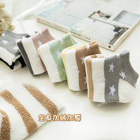 10 Pairs One Set New Female Cotton Socks Lady Leisure Socks Wholesale