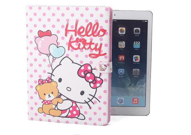 Case Cover For Apple iPad mini 4  Case Cover Girl Kids  Gift +film