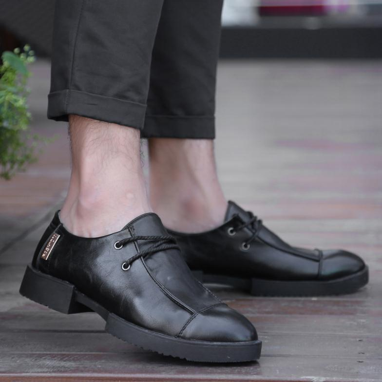 shoe Derby Shoes For Men creepers rushed male 2015 shark mens boots boat  sperry shoes genuine leather dress sapatos masculinos-in Women s Flats from  Shoes ... bb86b0ca415f
