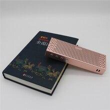 Bluetooth Динамик Для Сяо Mi для Mi телефон Беспроводной стерео мини-Портативный MP3 плеер карман аудио Поддержка карты памяти AUX В ZK50