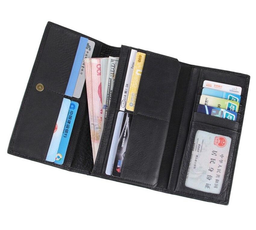 2017 New men wallets Casual portemonnee heren portemonnee Clutch bag - Portemonnees en portefeuilles