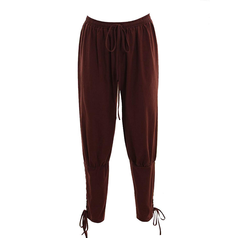 Adult Brown Steampunk Pants