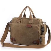2017 Men Bag Briefcase Travel Handbag Luxury Designer Business Bags Laptop Briefcase High Capacity Leisure Notebook