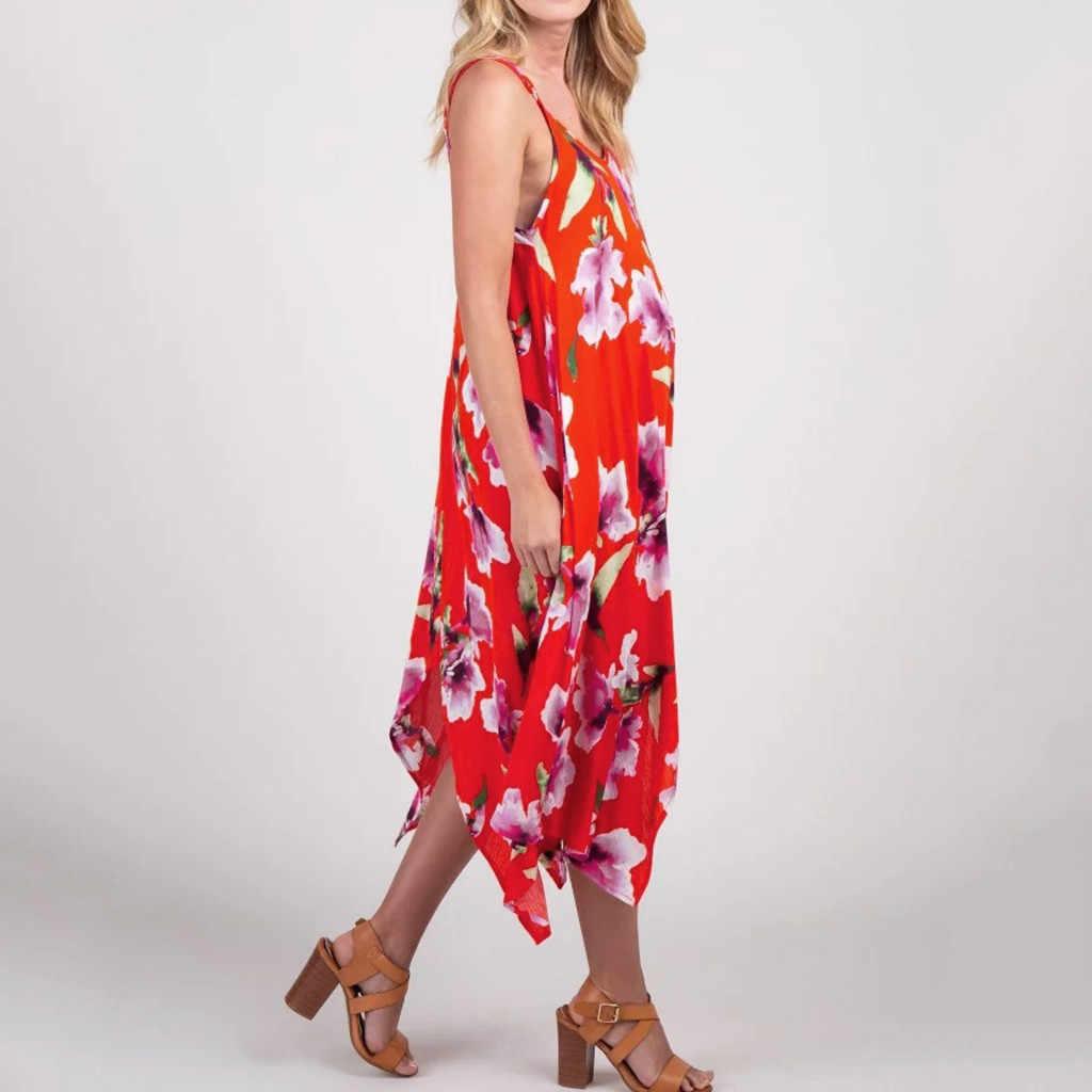 MUQGEW vestido de verão para as mulheres grávidas maternidade vestido de noiva para mulheres grávidas vestido de noite para as mulheres grávidas mulheres grávidas # p7