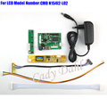 HDMI Controller Board + Backlight Inverter + 30Pins Lvds Cable + Power Adapter Kit for N154I2-L02 1280x800 1ch 6 bit LCD Panel