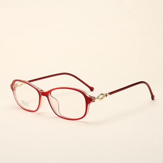 728040a6989 Vintage Grade anneau décoration lunettes montures de lunettes femmes lunettes  montures pour femmes dame optique lunettes