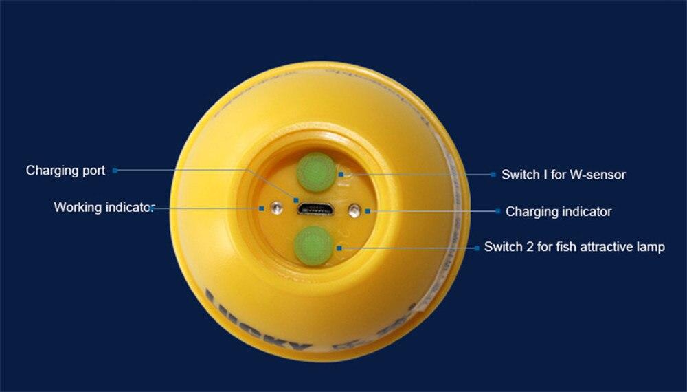 fishfinder echo camera subaquatica 04
