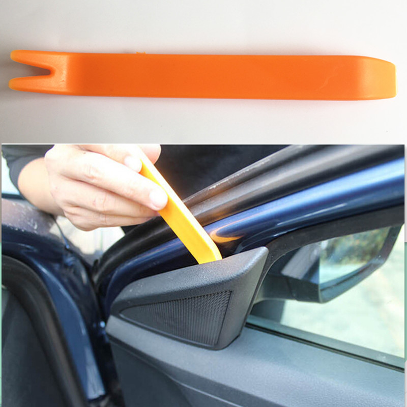 4pcs CAR STYLING Disassembly Tool Fit FOR <font><b>lexus</b></font> rx300 rx330 nx rx gs is250 gs300 <font><b>gx470</b></font> ct200h is250 <font><b>accessories</b></font> image