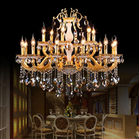 Modern Crystal Chandelier Living Room Led Chandelier Light Gold Crystal Chandeliers Bedroom Lamps Modern Staircase Chandeliers