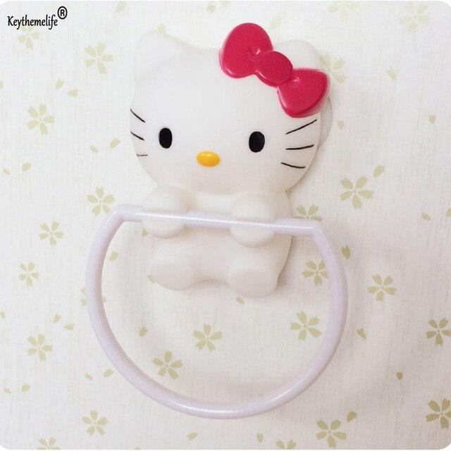 keythemelife hello kitty strength seamless wall hangerl tissue rh aliexpress com