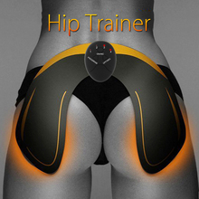 Hips Muscle Stimulator EMS Smart ABS Fitness Buttock Trainer Wireless Hip Exerciser Slimming Massage Machine