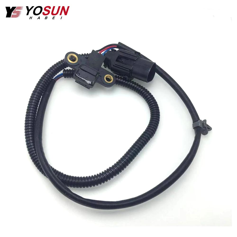 CENWAN 39310-38060 Engine Crankshaft Position Sensor Fits For L4 2.4L Hyundai Sonta 1999-2005 Kia Magentis 01-05 Optima 01-06