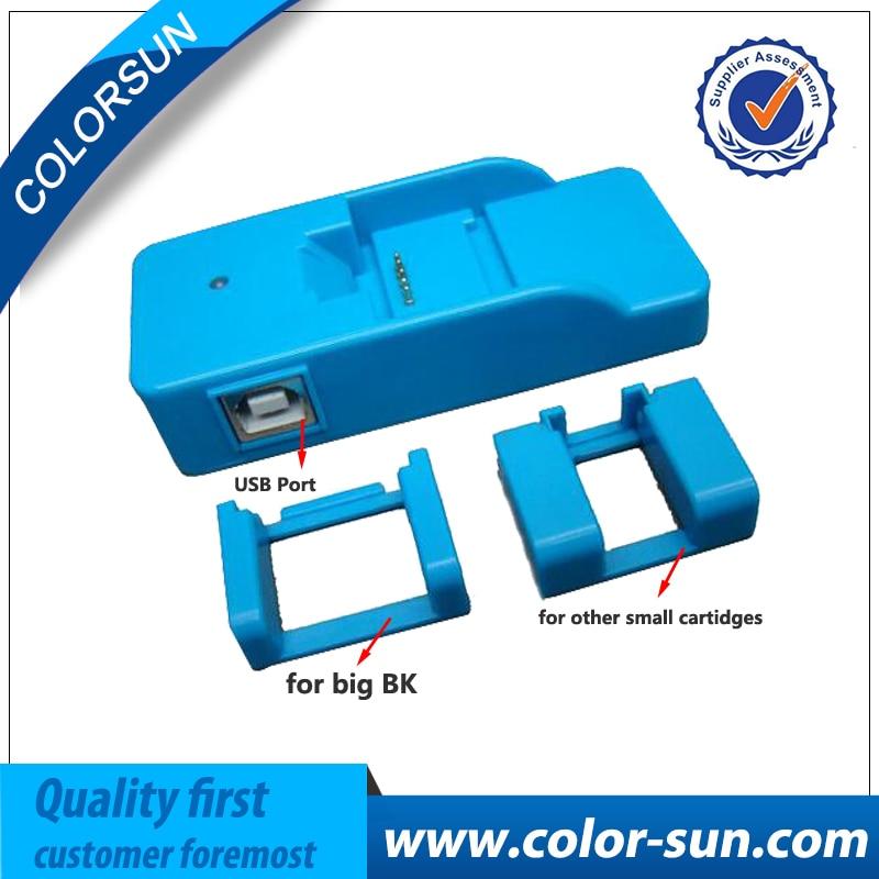 ФОТО New USB Chip Resetter for Canon PGI-970 CLI-971 for Canon PIXMA MG7790 MG5795 MG5790 printer Ink Cartridge Resetter