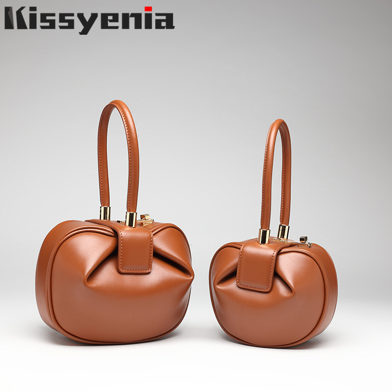 Kissyenia 2018 Genuine Leather Women Handbags Luxury Brand Design Bags High Quality Fashion Style Handle Bags For Women KS1246Kissyenia 2018 Genuine Leather Women Handbags Luxury Brand Design Bags High Quality Fashion Style Handle Bags For Women KS1246