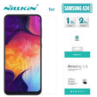 Per Samsung Galaxy A50 A30 di Vetro Nillkin 9 H + Pro Temperato Protezione Dello Schermo di Vetro Per Samsung A70 A60 A50 a30 A10 Nilkin di Vetro HD