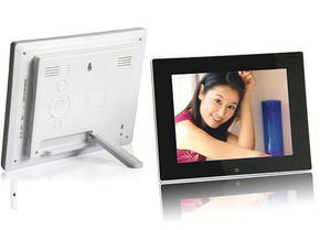 10.2 inch LCD Digital Photo Frame video play with Wireless Remote Control