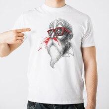 2017 Summer Men T Shirts Newest Fashion Grandmaster hobbies Design T-Shirt is funny Short Sleeve Tops Cool Male Tee
