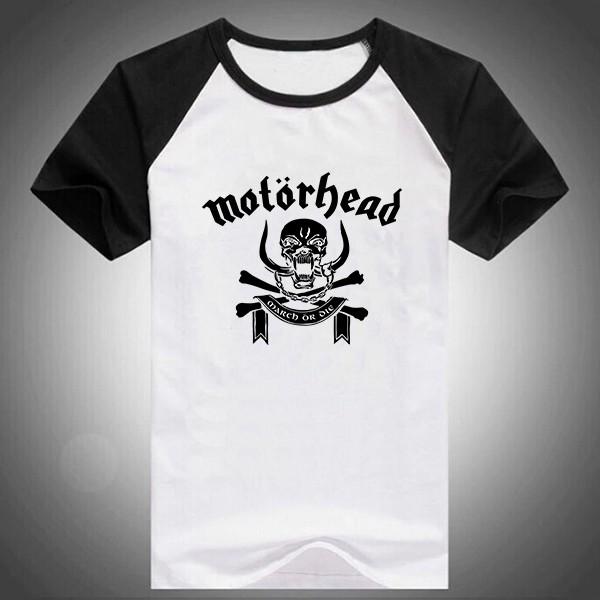Raglan T-shirt 1 motorhead Long 1