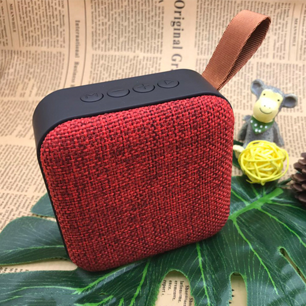 2019 T5 Wireless Bluetooth Speaker Card Subwoofer Outdoor Portable Mini Cloth Network Mobile Phone Audio Dropship