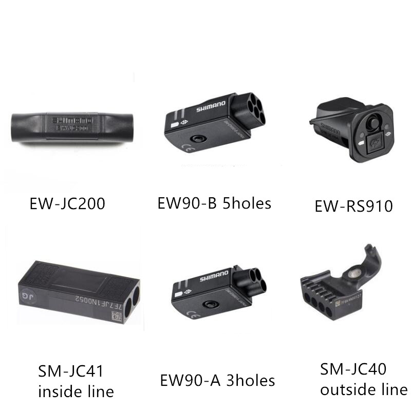 Shimano DI2 EW90A EW90B EW-RS910 EW-JC200 SM-JC41 SM-JC40 Connector Speed Change Adjuster Junction For Dura Ace Ultegra
