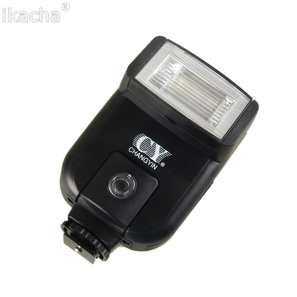 Mini Flash Light Speedlite for Canon EOS 1300D 1200D 1000D 800D 760D 750D 700D 650D 600D 550D 500D 450D 400D 200D 100D
