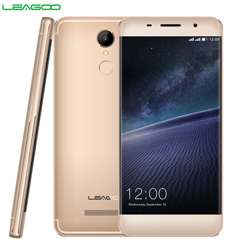 bilder für LEAGOO M5 Rand RAM 2 GB + ROM 16 GB 0,3 s Fingerprint Identification 5,0 ''2.5D Curved 3D Randlosen Freeme Android 6.0 MTK6737 4G