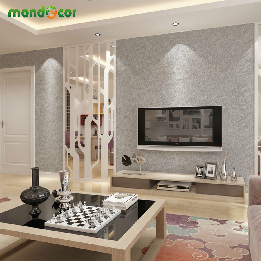 60cmX10m Silk Pattern Self adhesive Wallpaper Waterproof Vinyl PVC Wall Paper Sticker for Kitchen Living Room Bedroom Home Decor
