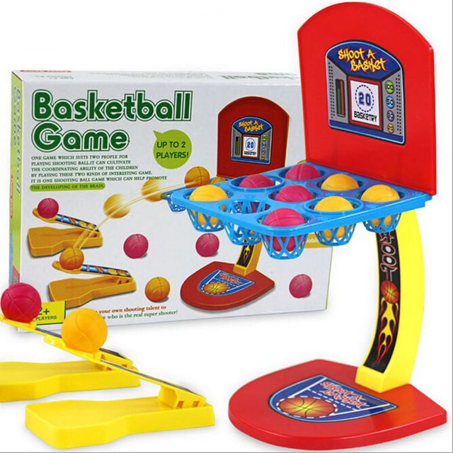 Child & Family Fun Basketball Desktop Shooting