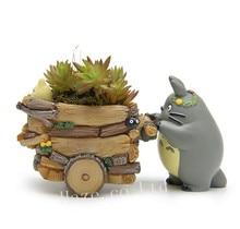 My Neighbor Totoro Carts Resin Figure Figurine 5cm