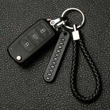 Анти-потерянный брелок для автомобиля телефонная карточка брелок для телефона номерной знак брелок для автомобиля аксессуары для ключей