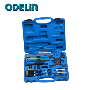 Image 4 - Engine Timing Tool Kit Camshaft & Flywheel Locking Tools for Ford Mazda