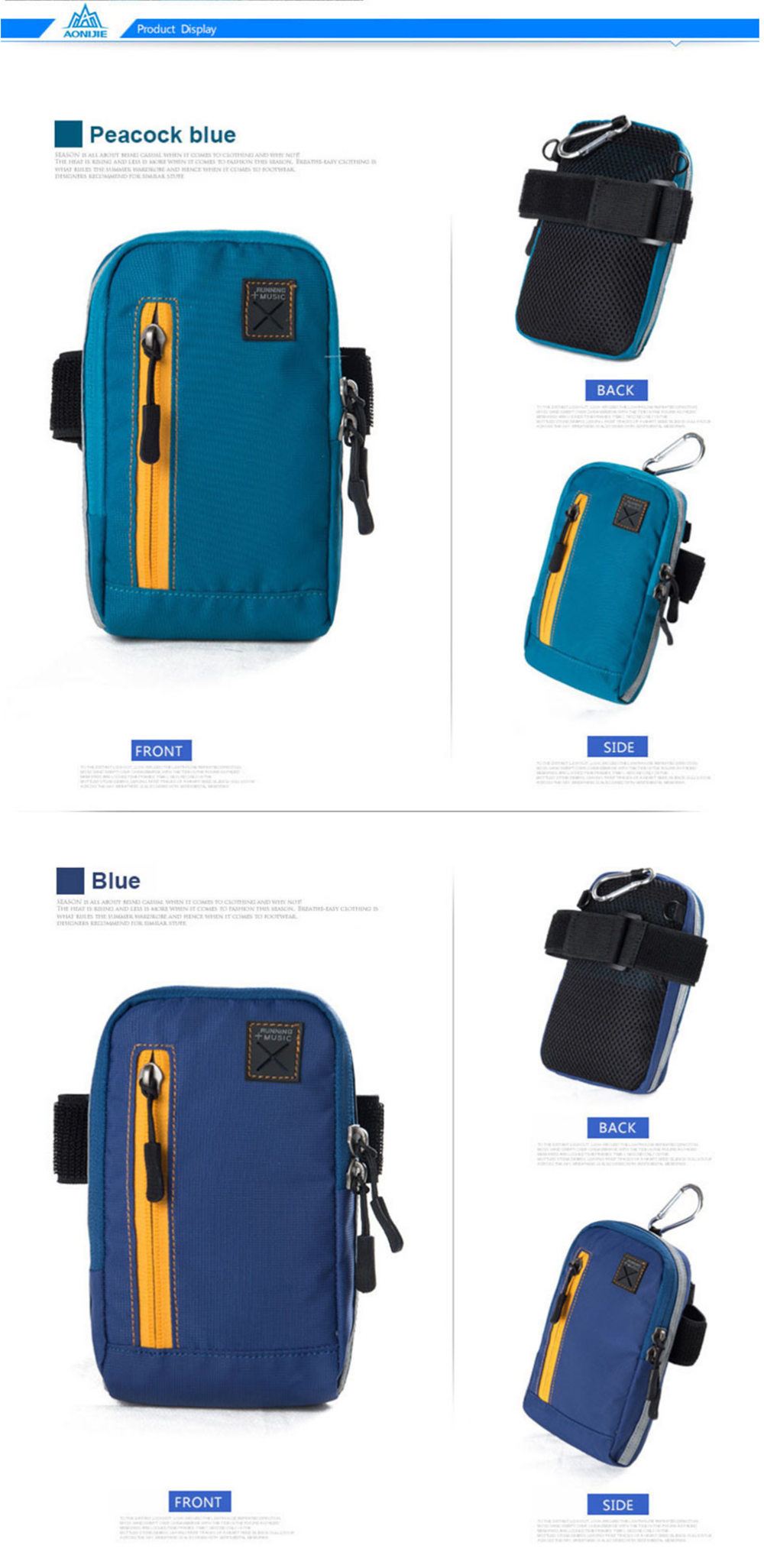 AONIJIE-Arm-Bags-For-Outdoor-Running-Coins-Purse-S_08