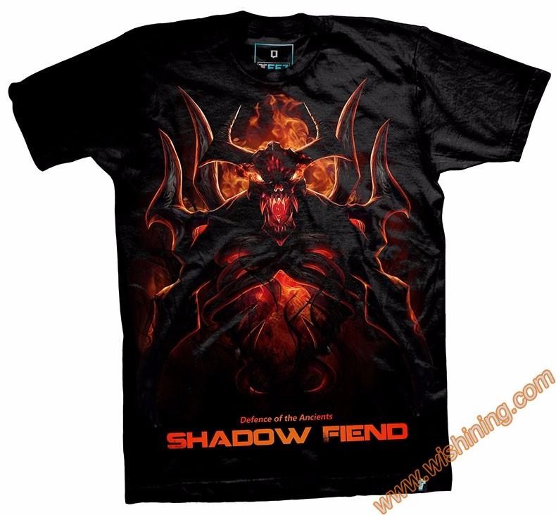 DOTA 2 Shadow Fiend t-shirt Tee8901 (4)