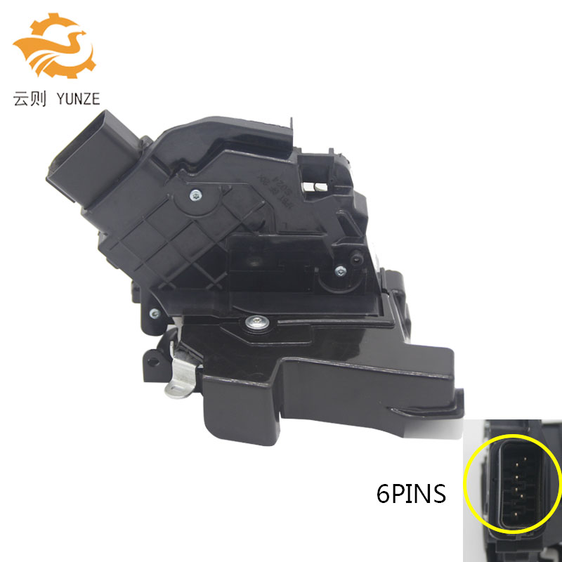 3M5A-R21813-ES 3M5AR21813ES 3M5AR21813CK FRONT LEFT DRIVER SIDE CENTRAL DOOR LOCK ACTUATOR FOR FORD FOCUS 1.8 MK2 C-MAX II