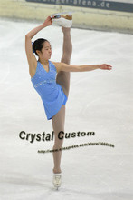 Ice Figure Skating Dresses For Girls Fashion New Brand Competition Skating Clothing  DR3363