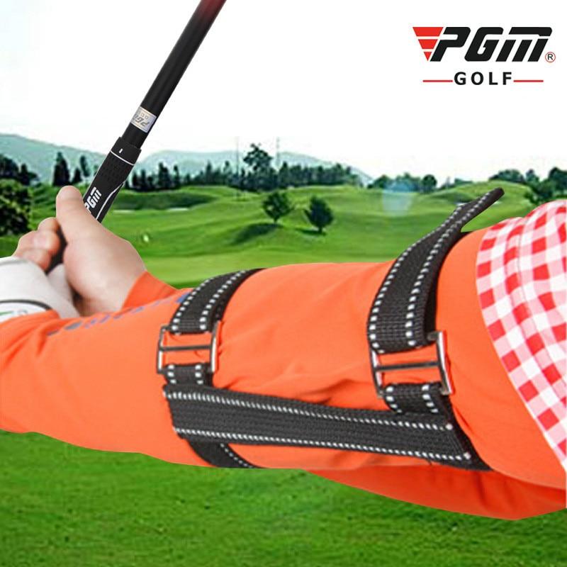 PGM Golf Action Corrector Curvature Arm Alert Beginner Practice Supplies JZQ006