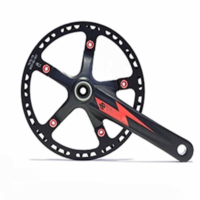 5 шт. MTB шатун для горного велосипеда винты алюминиевый сплав ЧПУ велосипедные Кривошипные винты гайка велосипедная цепь колеса коленчатые болты