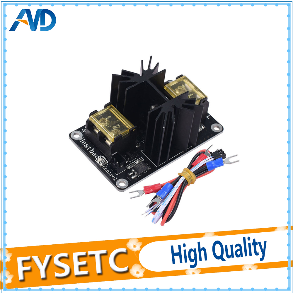 hot-bed-module-add-on-heated-bed-power-expansion-module-hot-bed-mos-high-power-module-mos-tube-with-cable-for-ramps-14-anet-a8