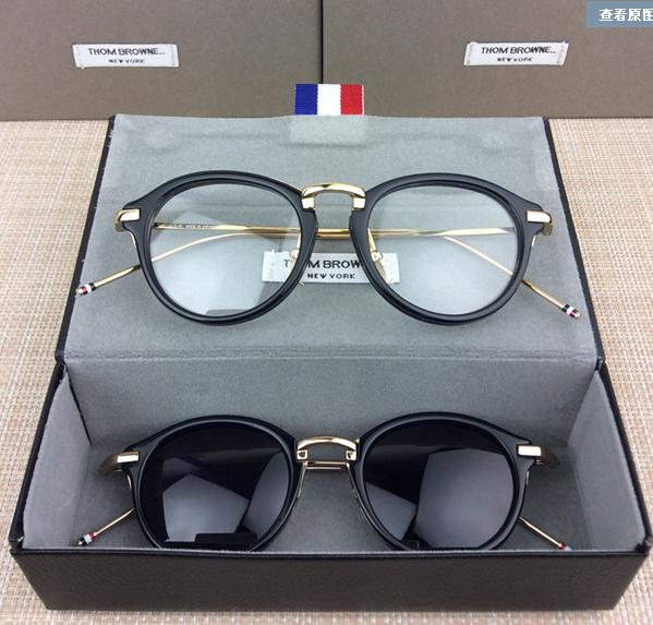 a2af79731091 high quality Thom Browne tb011 sunglasses men and women glasses uva uvb tb  011 with origbox free shipping